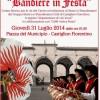 """""""Bandiere in Festa"""", spettacolo organizzato A.O.T.C. e dal Gruppo Storico e Sbandieratori."""