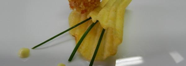 """Simona Giorgetti restaurant castiglionese """"Da Giuda"""" won the national competition in St. Charles."""