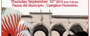 """After the success of the months of July and August, Thursday, September 10 returns """"Flags Festival""""."""