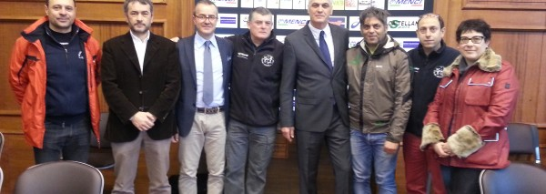 Ronda Ghibellina: at the start of world champions. For the first time present the Italian National Team.