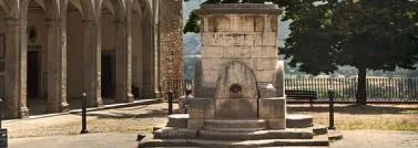 """""""perCorso d'Arte"""" exhibitions of artists in the exhibition spaces of the historic center of Castiglion Fiorentino."""