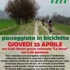 Due passeggiate con il G.E.C.O. Il primo il 25 aprile il secondo il 4 maggio, festa a Mammi.
