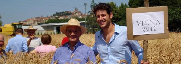 "History of the farm ""Le Capanne"""