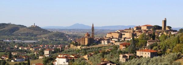 Le mura di Castiglion Fiorentino