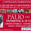 Gara Musici Sbandieratori: è sfida aperta tra i Rioni. Questa sera  piazza del Comune a Cast. F.no