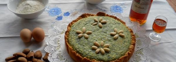 """""""Green Cake Surprise"""" Agriturismo """"Mulino Vecchio del Cilone"""""""